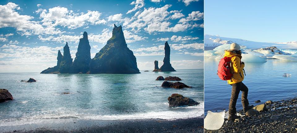 仙境奇缘 纯粹冰岛环岛之旅12日